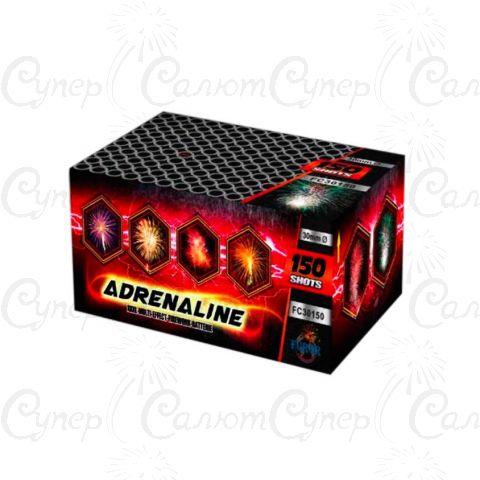 Фейерверк Adrenaline 150 залпов