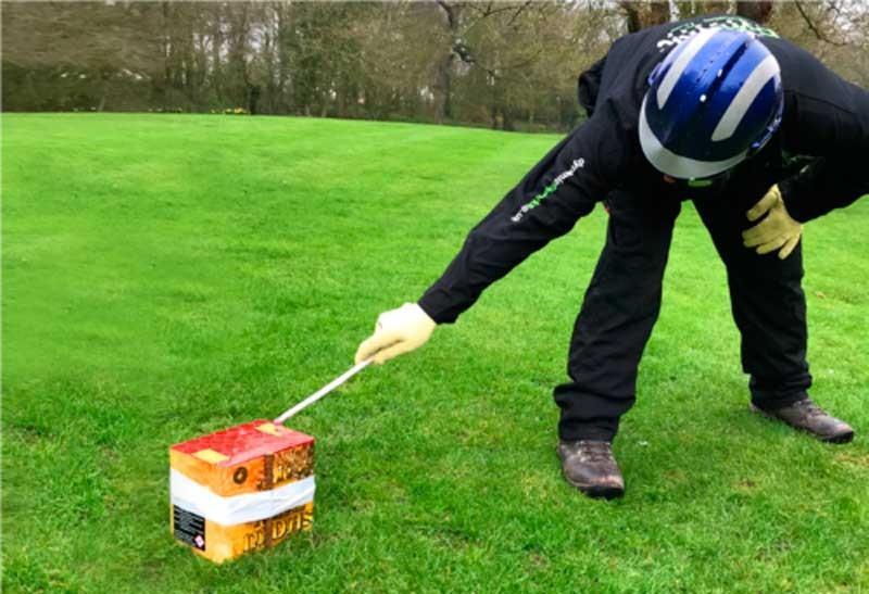 10 советов по безопасности использования фейерверков и салютов